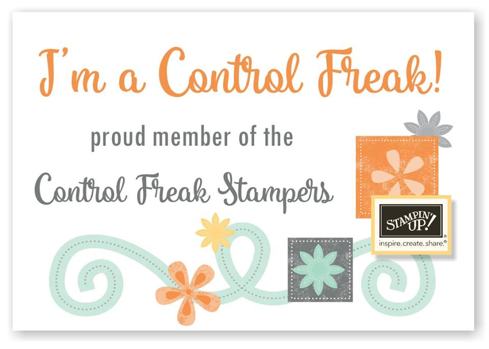 I'm a Control Freak Designer