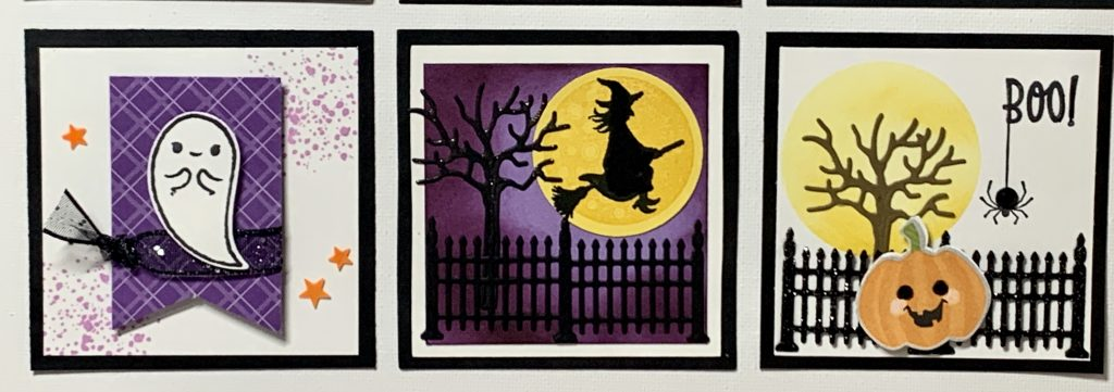stamp and ink designs group facebook fall and halloween samplers stampin up
