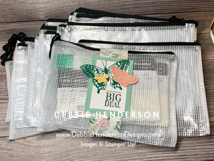 stampin up adhesive package