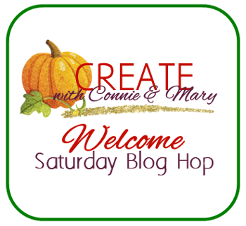 create with connie and mary saturday blog hop halloween card